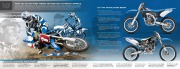 2010 Yamaha Motocross Off Road YZ250 450 YX28 125 WR250 450 TTR50 110 230 PW50 WR250 XT250 TW200 Brochure, 2010 page 2
