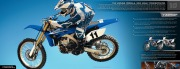 2010 Yamaha Motocross Off Road YZ250 450 YX28 125 WR250 450 TTR50 110 230 PW50 WR250 XT250 TW200 Brochure, 2010 page 4