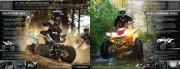 2010 Yamaha ATV YFZ 450R YFZ 450X RAPTOR 90 250 350 700R SE WOLVERINE 450 Brochure, 2010 page 7