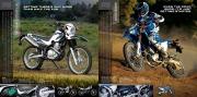 Yamaha Dual Purpose WR250X WR250R Catalog, 2009 page 2