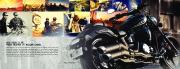 2011 Yamaha VMAX Rider Road Star Brochure Catalog, 2011 page 2