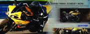 2011 Yamaha Sportbike Scooter YZF R1 R6 FZ FJR Tmax Vino Classic C3 Zuma Brochure Catalog, 2011 page 11
