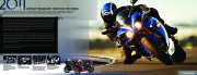 2011 Yamaha Sportbike Scooter YZF R1 R6 FZ FJR Tmax Vino Classic C3 Zuma Brochure Catalog, 2011 page 2