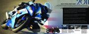 2011 Yamaha Sportbike Scooter YZF R1 R6 FZ FJR Tmax Vino Classic C3 Zuma Brochure Catalog, 2011 page 3