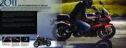 2011 Yamaha Sportbike Scooter YZF R1 R6 FZ FJR Tmax Vino Classic C3 Zuma Brochure Catalog, 2011 page 6