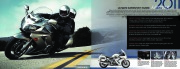 2011 Yamaha Sportbike Scooter YZF R1 R6 FZ FJR Tmax Vino Classic C3 Zuma Brochure Catalog, 2011 page 7