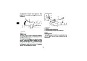 2010 Yamaha Raptor 700R SE YFM7RZ YFM7RSEXZ ATV Owners Manual, 2010 page 26