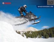 2010 Yamaha Snowmobile FX Nytro RTX XTX Phazer RTX GT Apex GT LTX RS Vector Venture Viking Catalog page 1