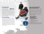 2010 Yamaha Snowmobile FX Nytro RTX XTX Phazer RTX GT Apex GT LTX RS Vector Venture Viking Catalog, 2010 page 5