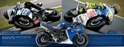 2010 Yamaha Sport Bike YZF R1 R6 FZ1 6R FJR1300A Catalog, 2010 page 2