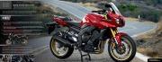 2010 Yamaha Sport Bike YZF R1 R6 FZ1 6R FJR1300A Catalog, 2010 page 6