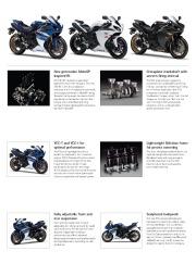 2010 Yamaha YZF1000R1 Factsheet Catalog, 2010 page 3