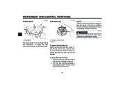 2004 Yamaha FZ6 SS SSC Owners Manual, 2004 page 26