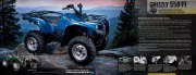 2010 Yamaha ATV Grizzly 125 350 450 550 700 Big Bear 400 Brochure Catalog, 2010 page 4